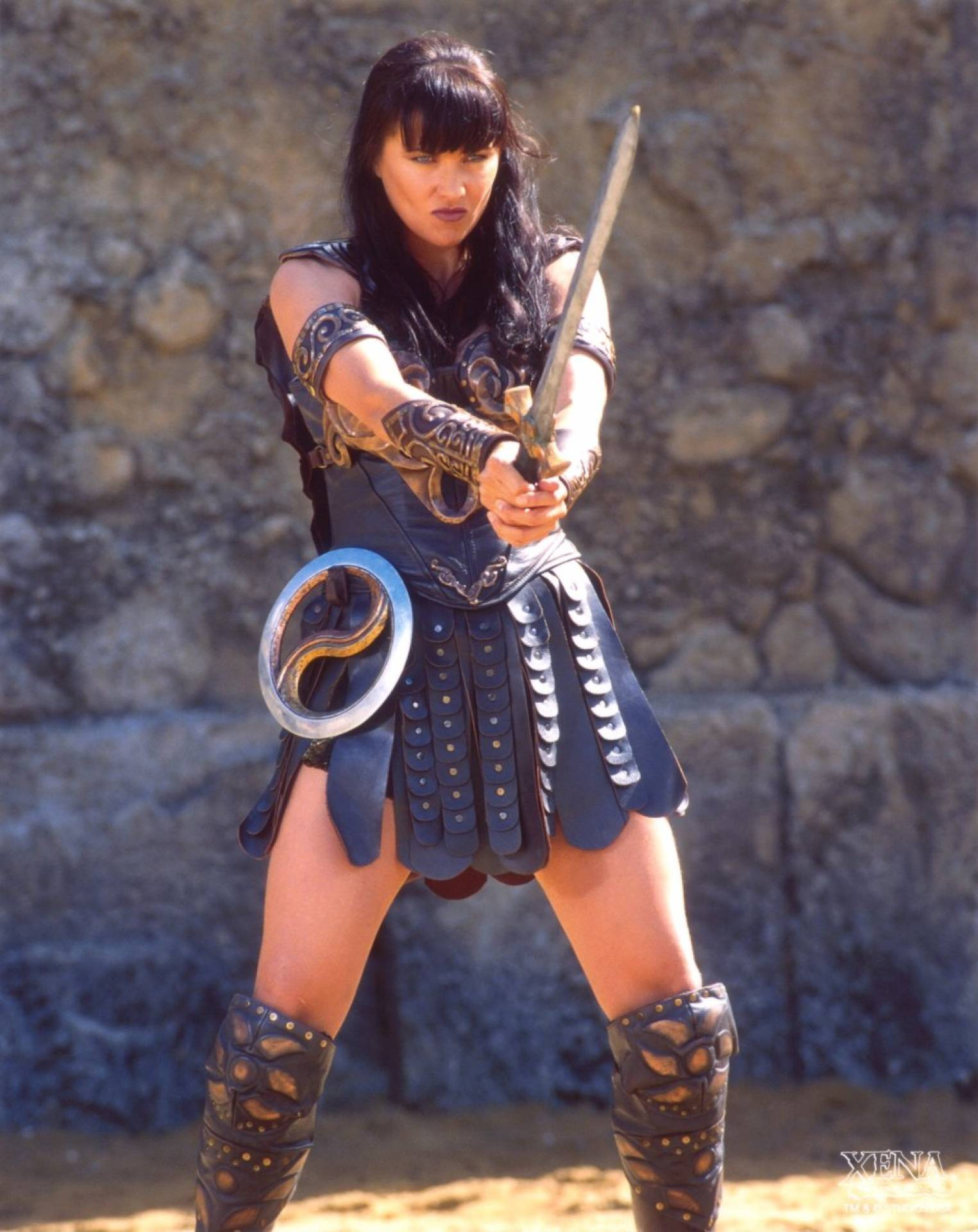 Inspiring Women in Pop Culture | Xena