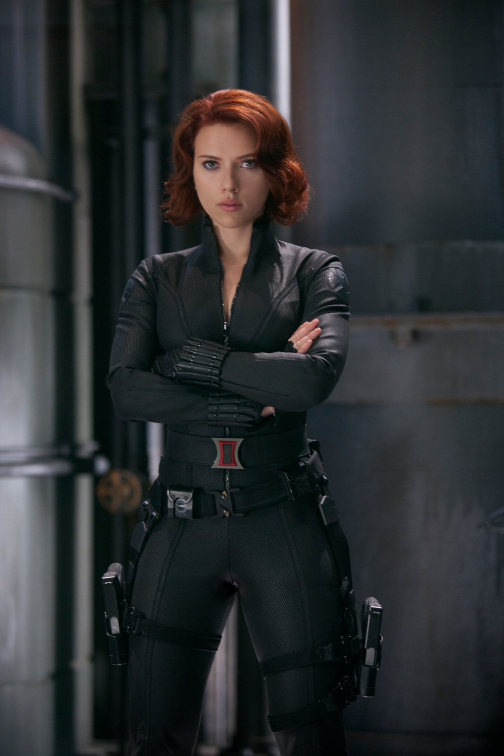 Inspiring Women in Pop Culture | Black Widow