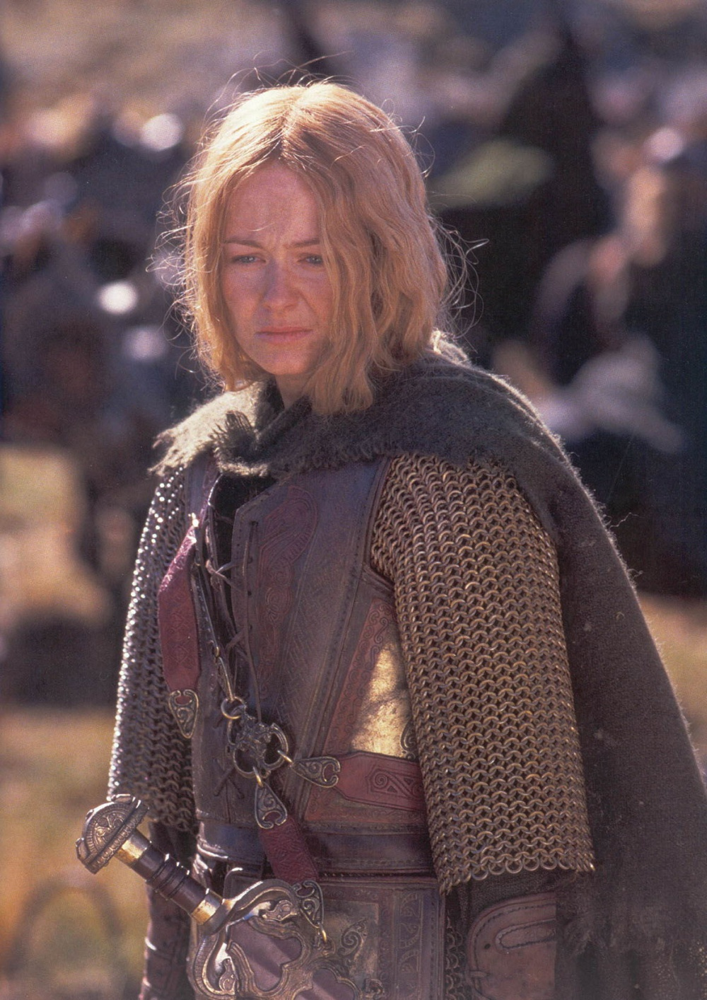 Inspiring Women in Pop Culture | Eowyn