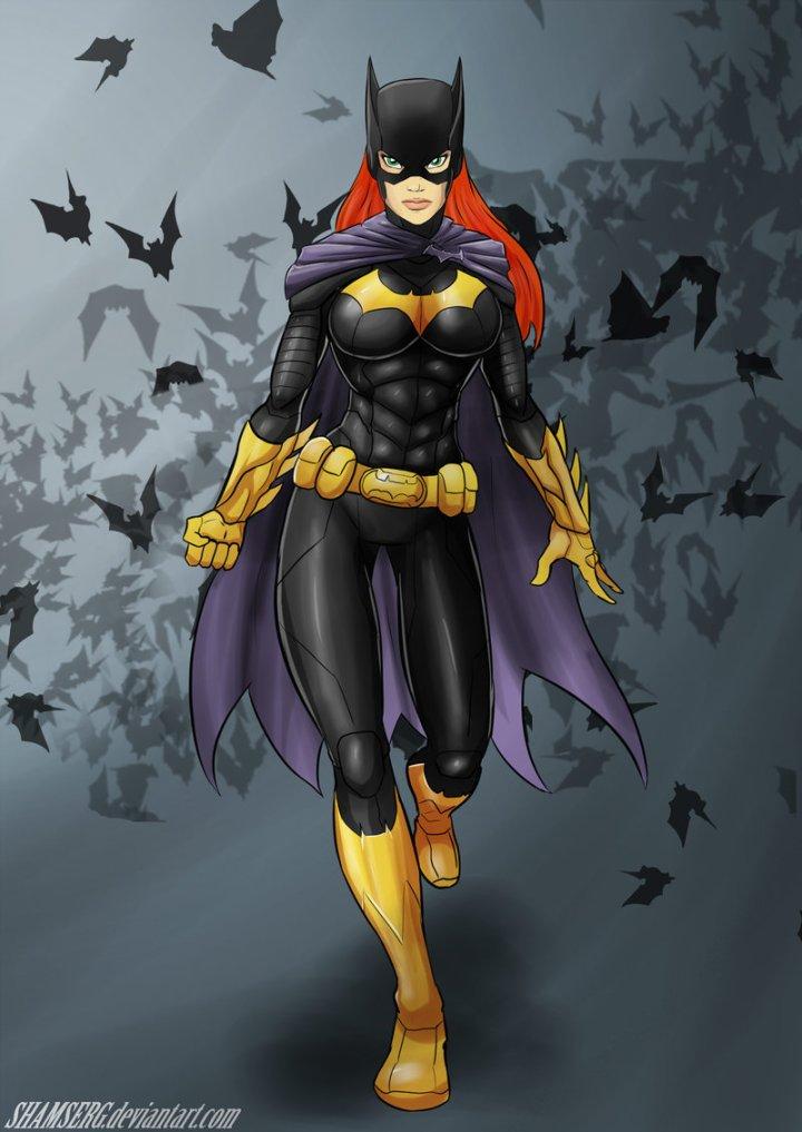 Inspiring Women in Pop Culture   Batgirl