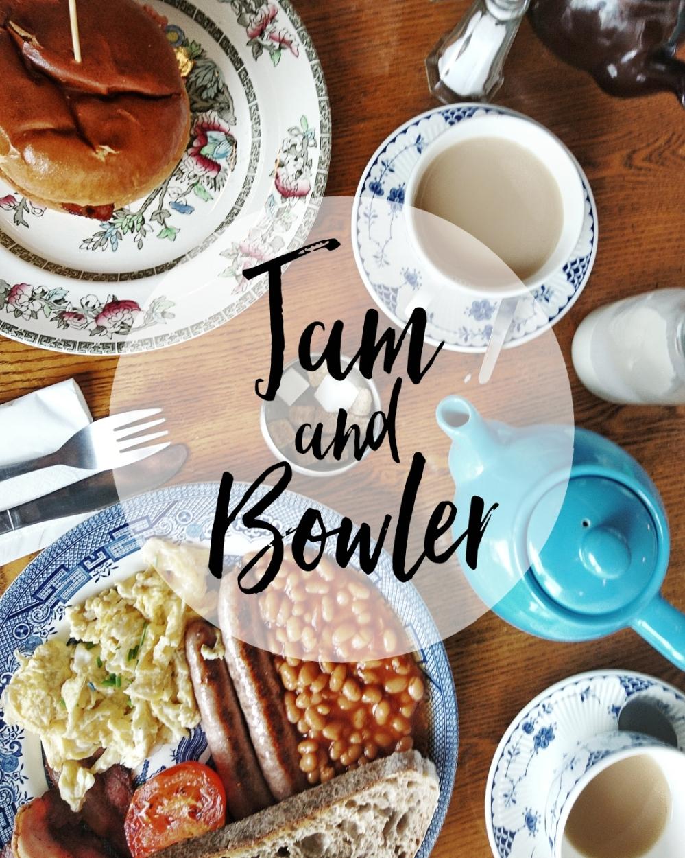 Jam and Bowler