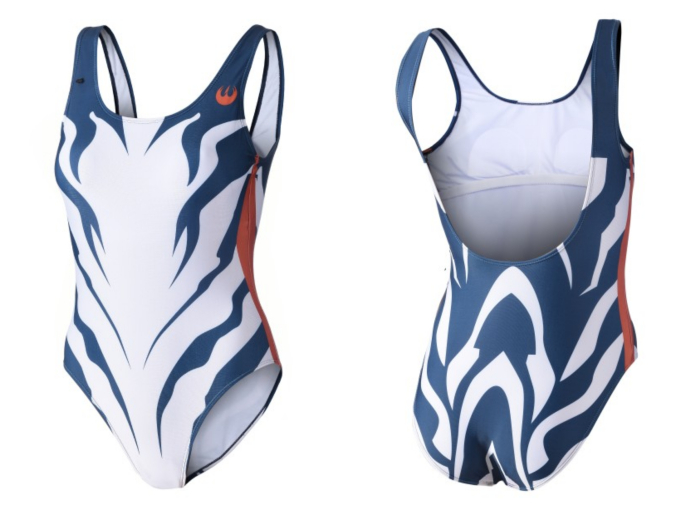 Geeky Swimsuits | Ahsoka {Star Wars}
