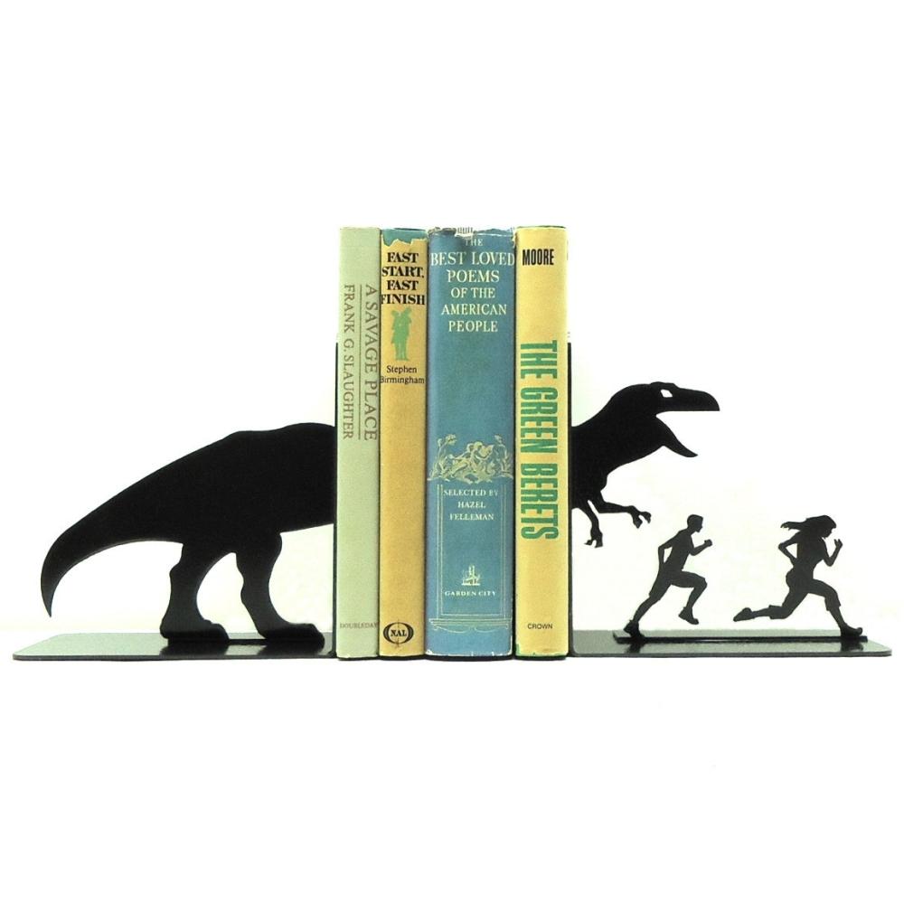 Dinosaurs Décor Ideas | T-Rex Book Ends