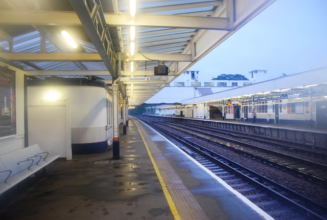 Harry Potter Filming Locations in London | Surbiton Station
