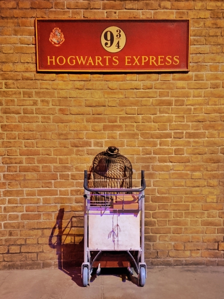 Harry Potter Filming Locations in London