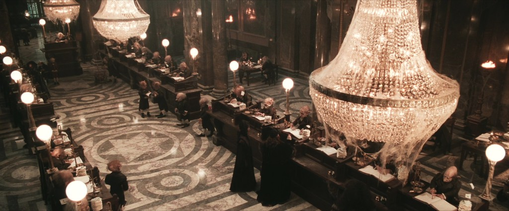 Harry Potter Filming Locations London | Australia House