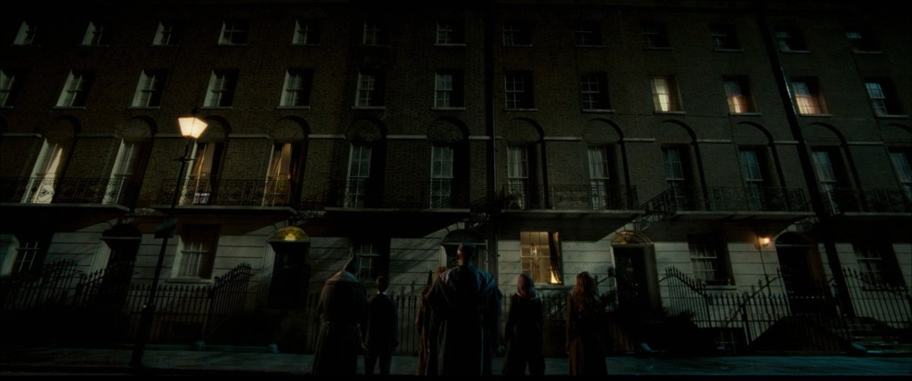 Harry Potter Filming Locations London | Claremont Square
