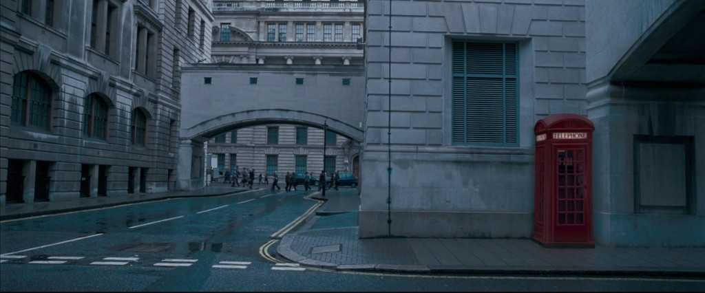 Harry Potter Filming Locations London | Great Scotland Yard