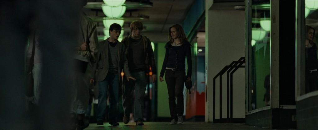 Harry Potter Filming Locations London | London Trocadero