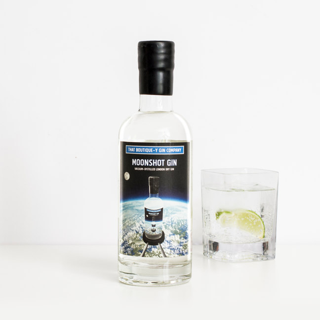 15 Gift Ideas For a Space Explorer | Moonshot Gin