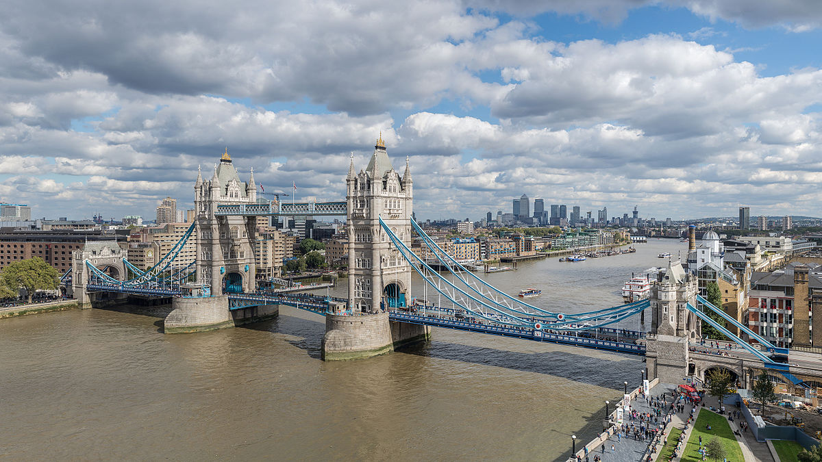 Harry Potter Filming Locations in London | Tower Bridge