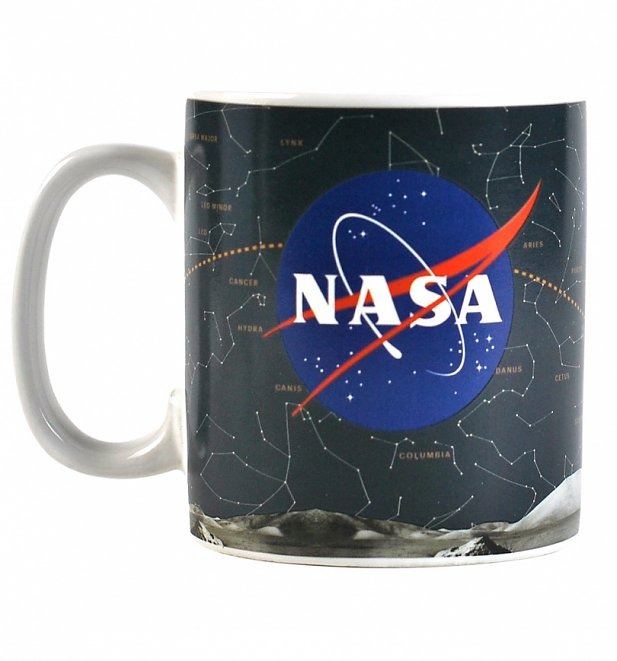15 Gift Ideas For a Space Explorer | NASA Mug