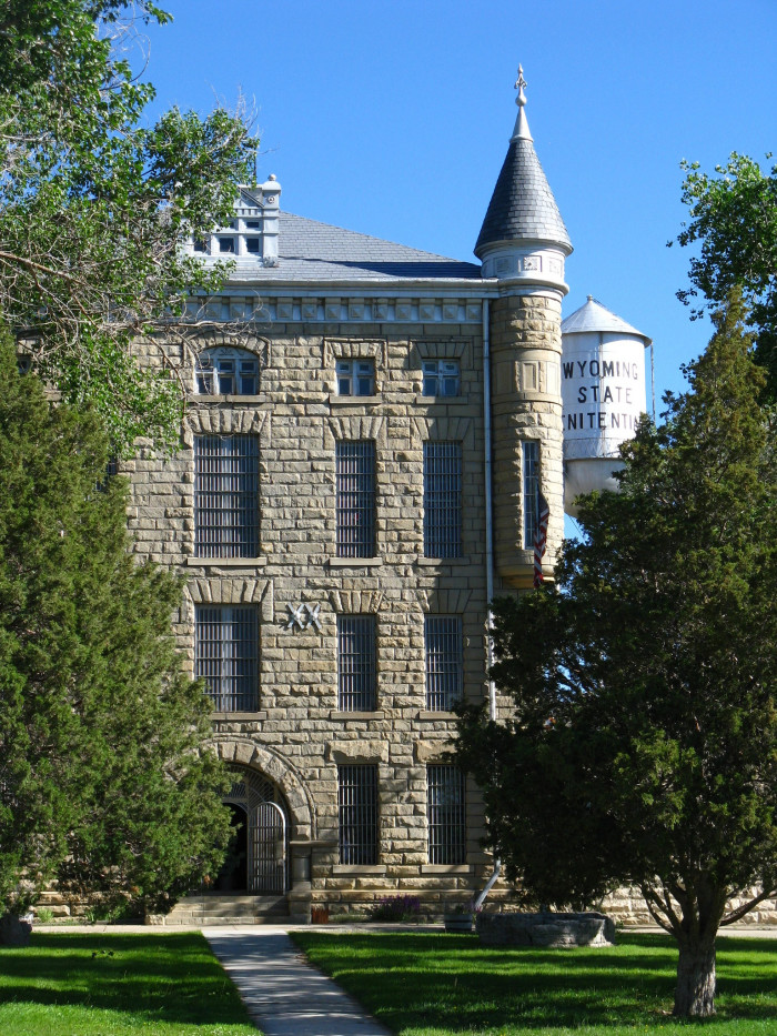 8 Places in Wyoming Every Movie Geek Must Visit | Wyoming Frontier Prison (Prison)