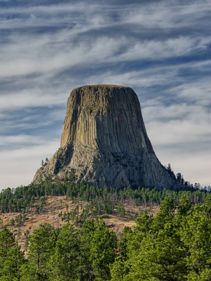 8 Places in Wyoming Every Movie Geek Must Visit | Devils Tower (Close Encounters)