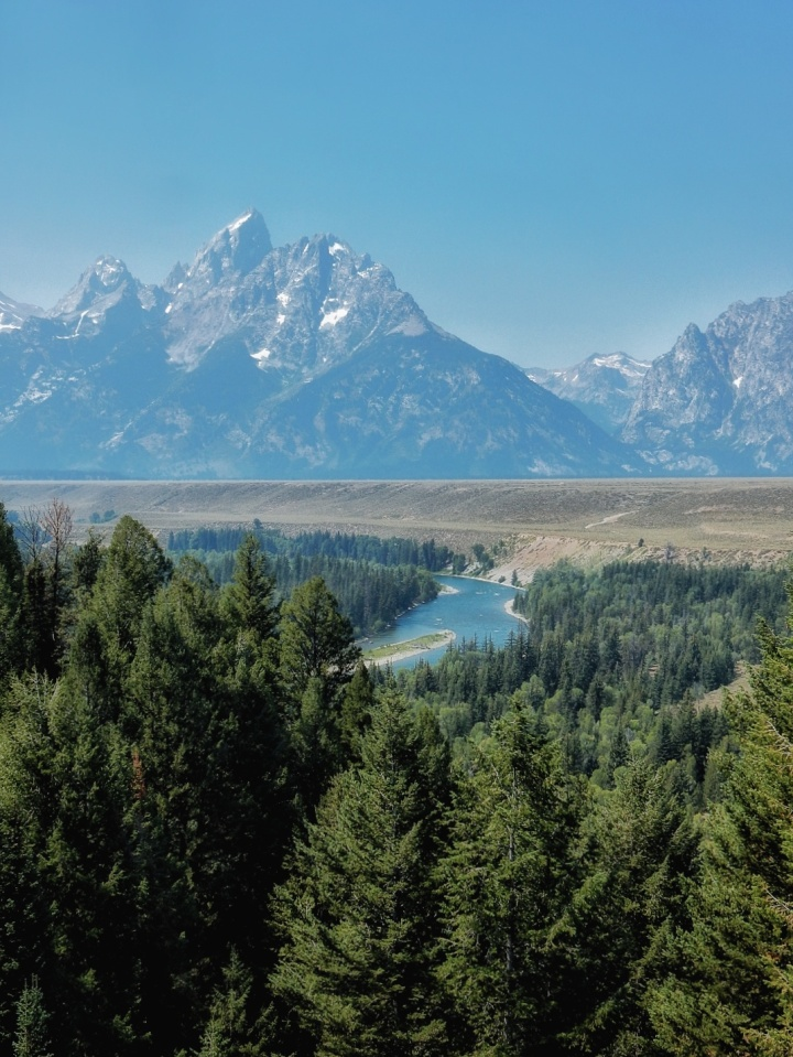 8 Places in Wyoming Every Movie Geek Must Visit | Grand Tetons (Good Dinosaur)