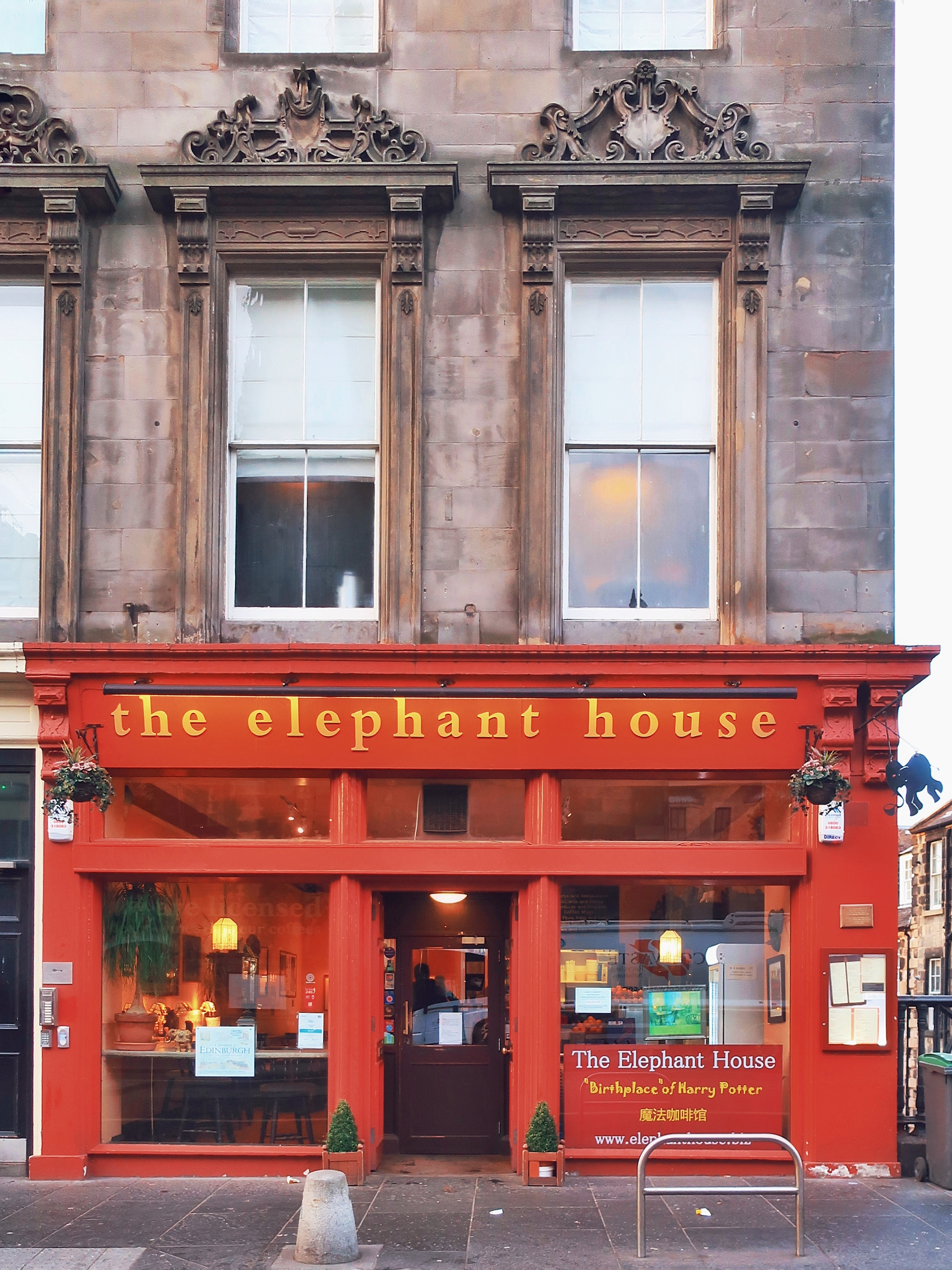 Harry Potter Tour | 15 Magical Things to do In Edinburgh