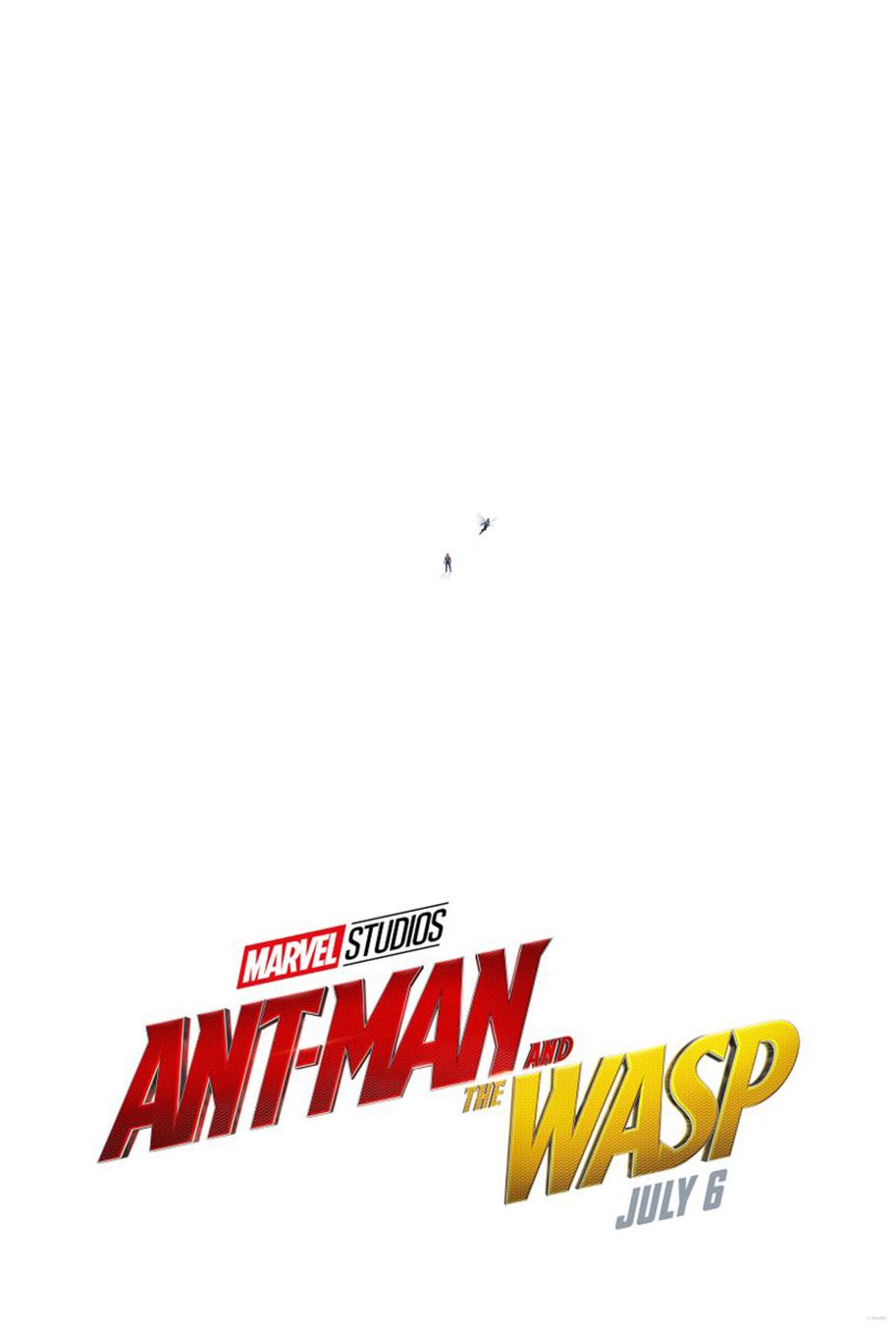 Movies 2018 - Ant Man & Wasp