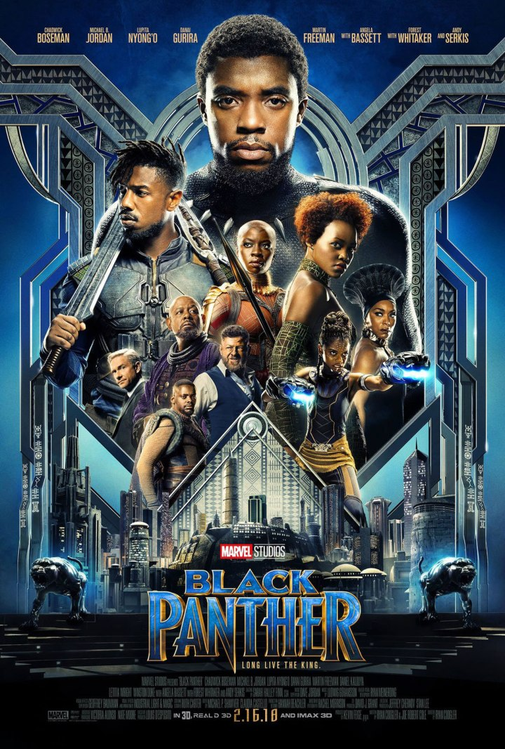 Movies 2018 - Black Panther