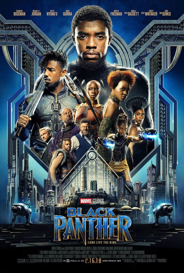 Movies 2018 - Black Panther