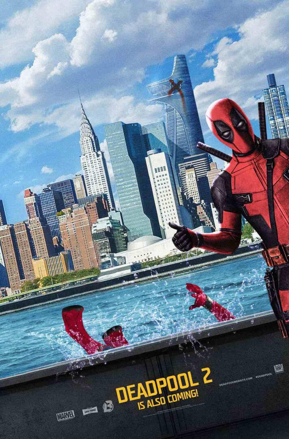 Movies 2018 - Deadpool 2