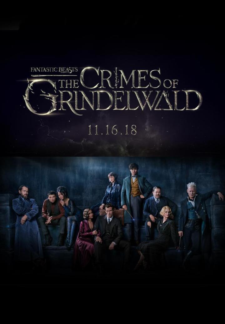 Movies 2018 - Fantastic Beasts