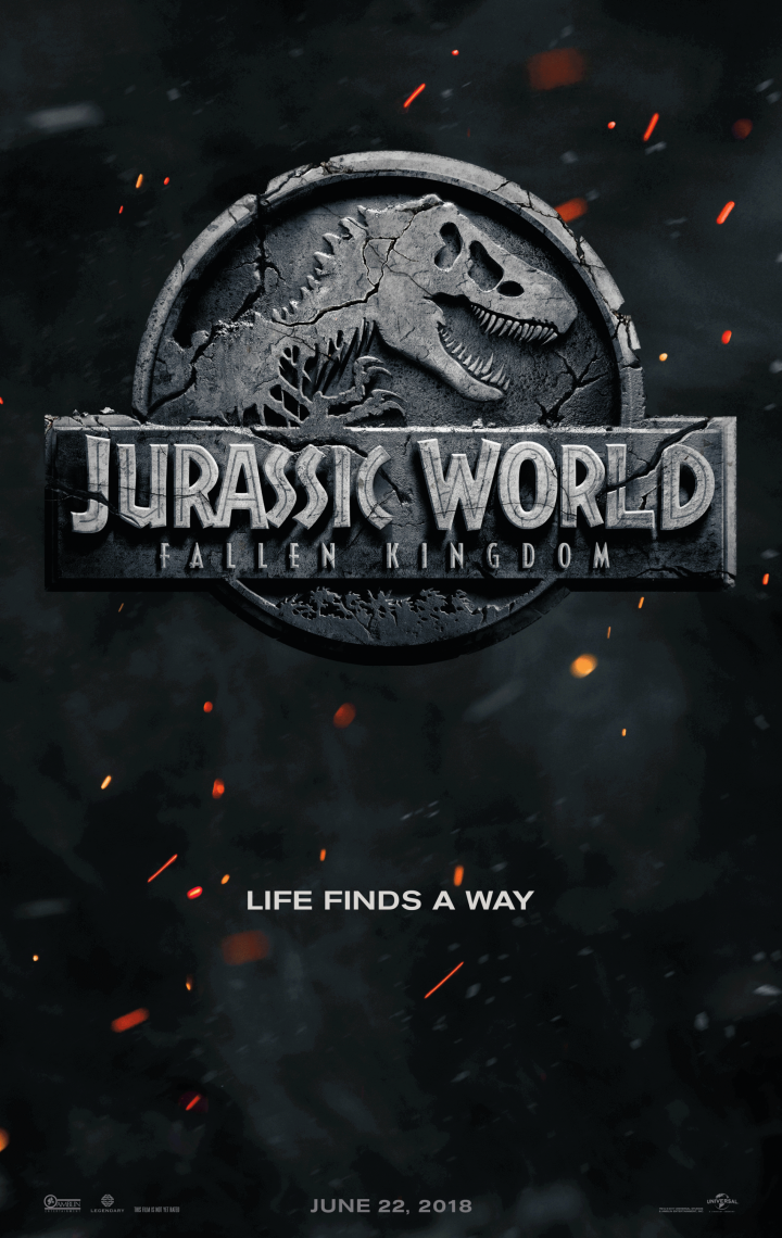 Movies 2018 - Jurassic World Fallen Kingdom.png