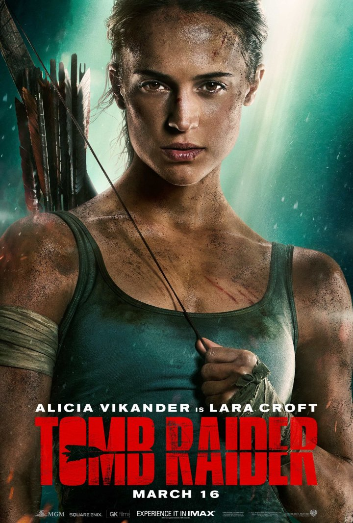 Movies 2018 - Lara Croft