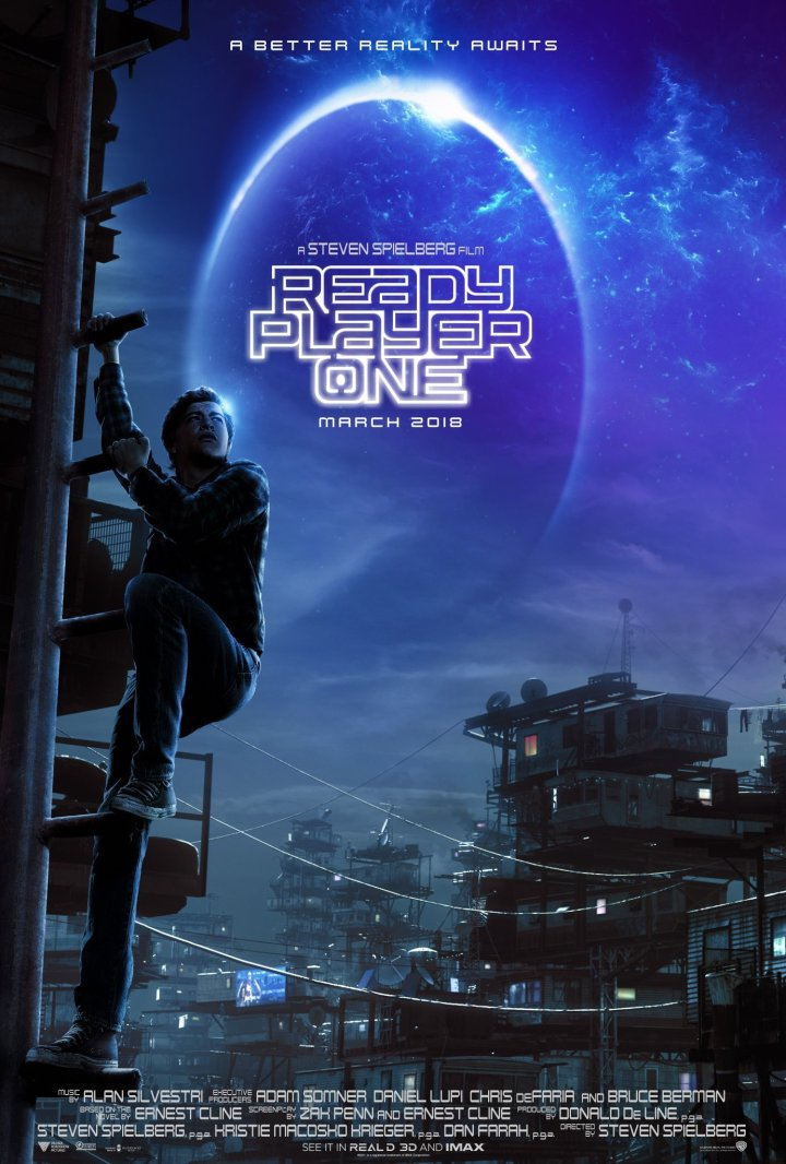 Movies 2018 - Ready Player One