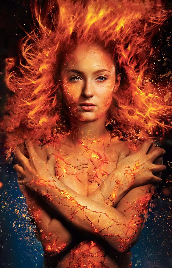 Movies 2018 - XMen Dark Phoenix
