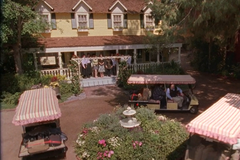 Fictional Hotels | Dragonfly Inn (Gilmore Girls)
