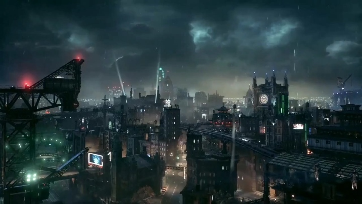 Five Fictional Cities I'd Love To Visit | Gotham City