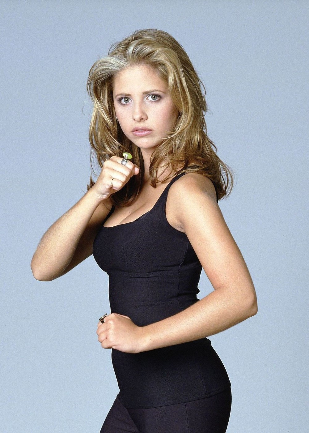 Inspirational Women - Buffy Summers