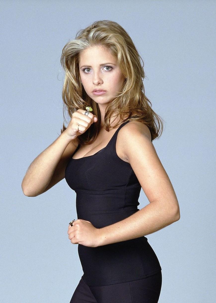 Inspirational Women - Buffy Summers