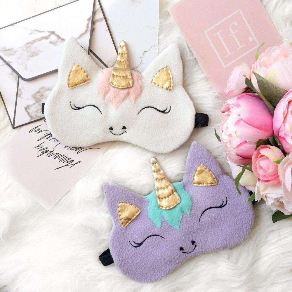 Fun Gifts for Unicorn Lovers - Eye Mask