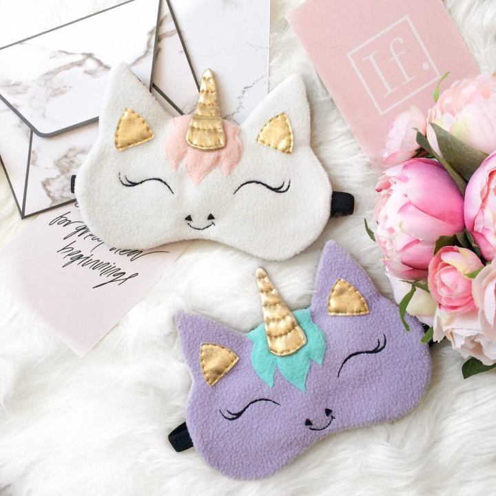 Fun Gifts for Unicorn Lovers - Eye Mask