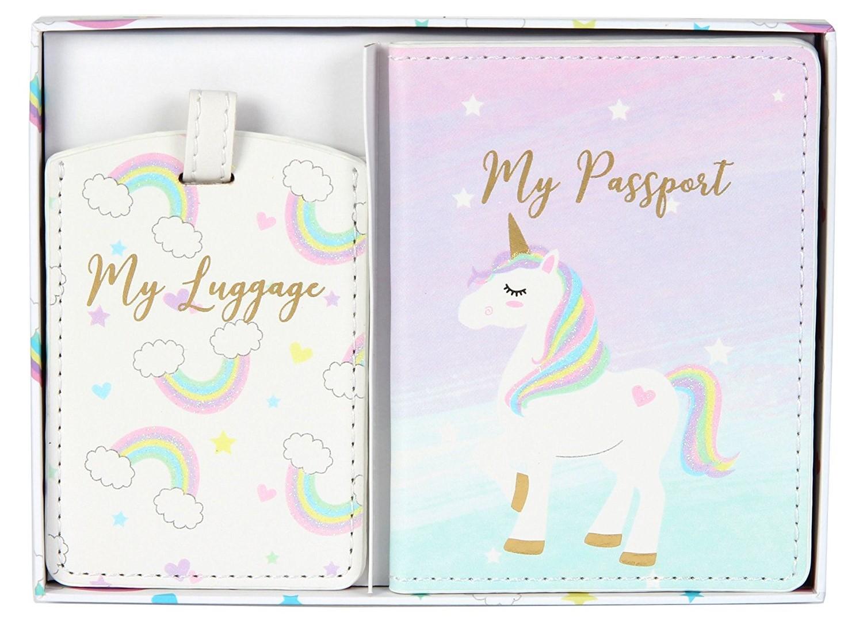 Fun Gifts for Unicorn Lovers - Passport Holder
