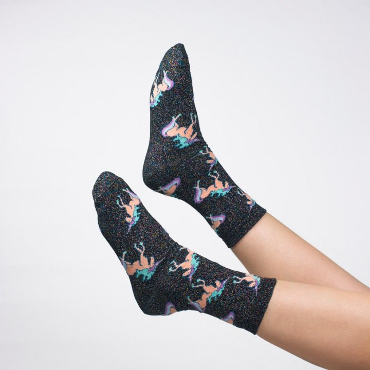 Fun Gifts for Unicorn Lovers - Socks