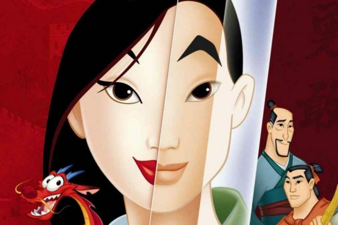 30 Geeky Things to Celebrate - Mulan