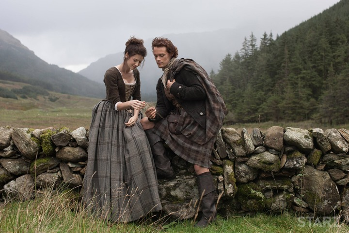 30 Geeky Things to Celebrate June 2018 | Outlander Day
