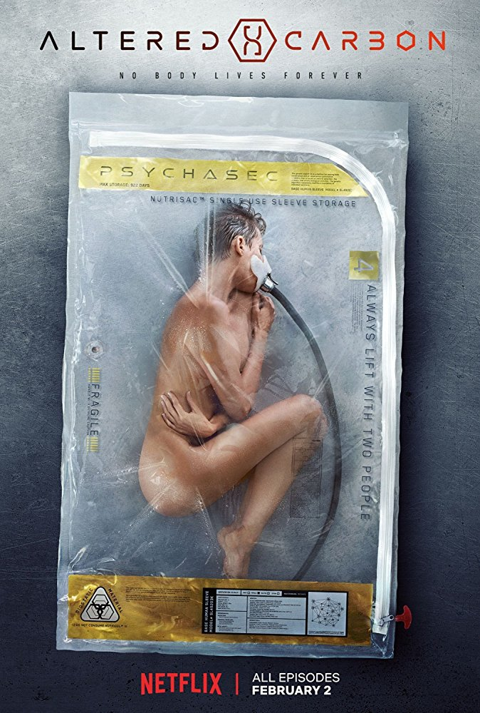 Dystopian TV Shows | Altered Carbon