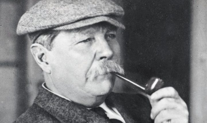 Geeky things to celebrate in July - Arthur Conan Doyle