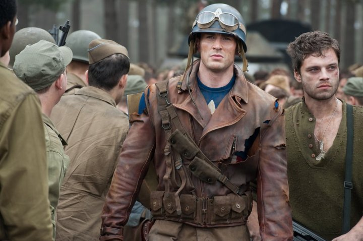 Geeky things to celebrate in July - Captain America