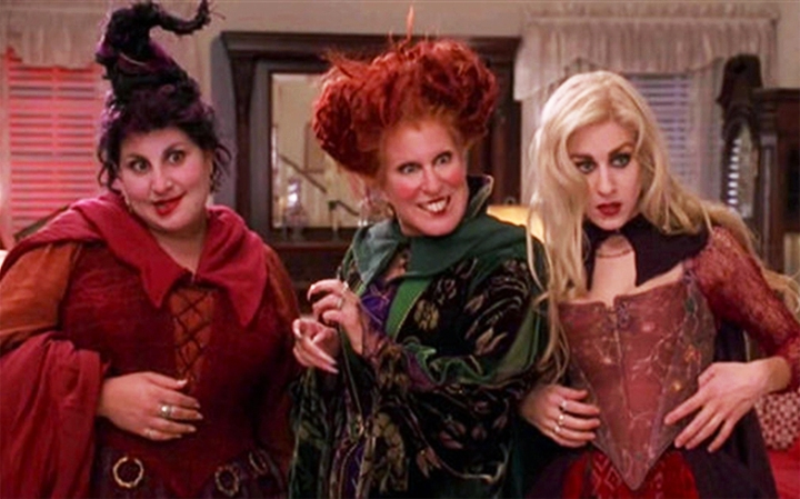 Geeky things to celebrate in July - Hocus Pocus