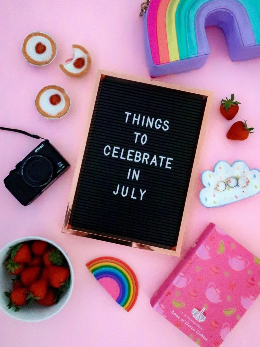 31 Geeky Things to Celebrate in July