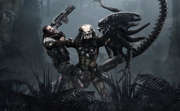 Geeky Things to Celebrate October | Alien v Predator