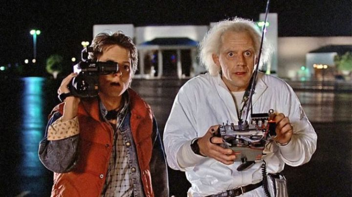 Geeky Things to Celebrate October | Back to the Future
