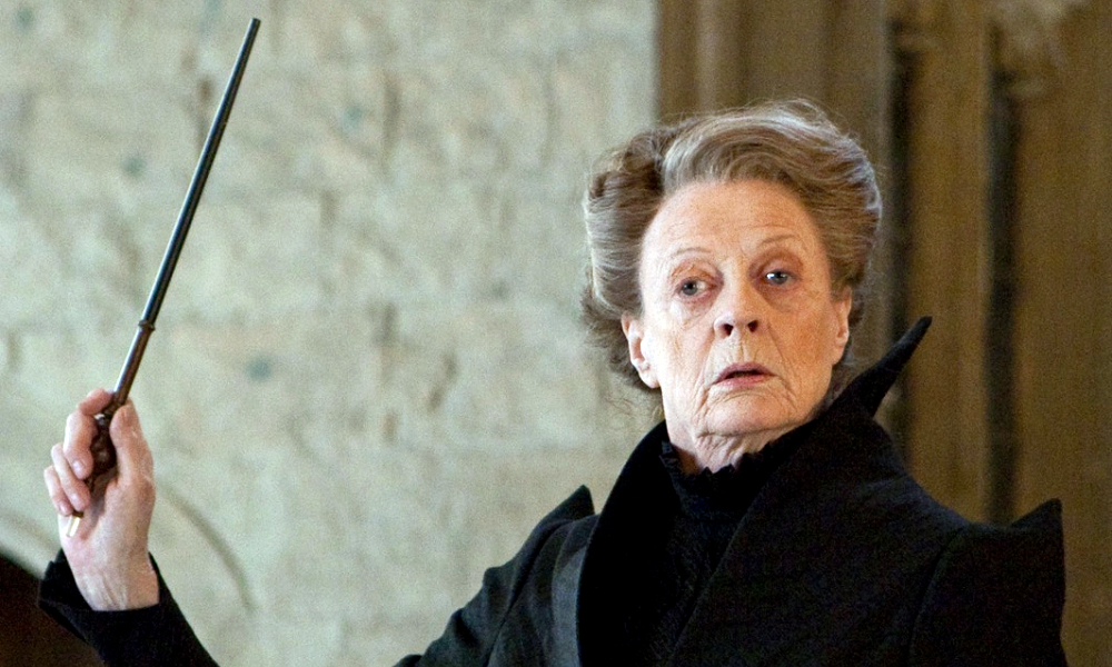 Geeky Things to Celebrate October | McGonagall