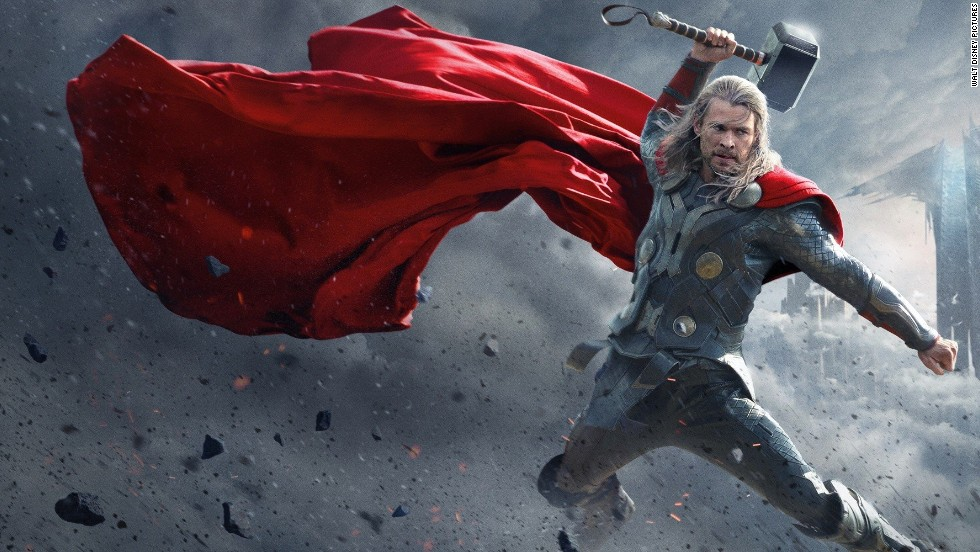 Geeky Things to Celebrate October | Thor