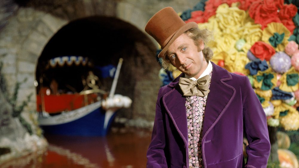 Geeky Things to Celebrate October  | Willy Wonka