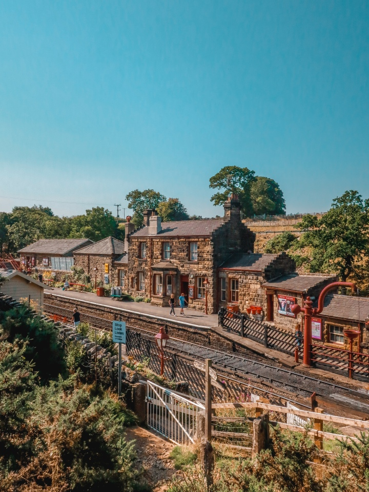 Best Geeky Moments of 2018 | Goathland Railway